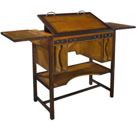 Bureau Architect Desk