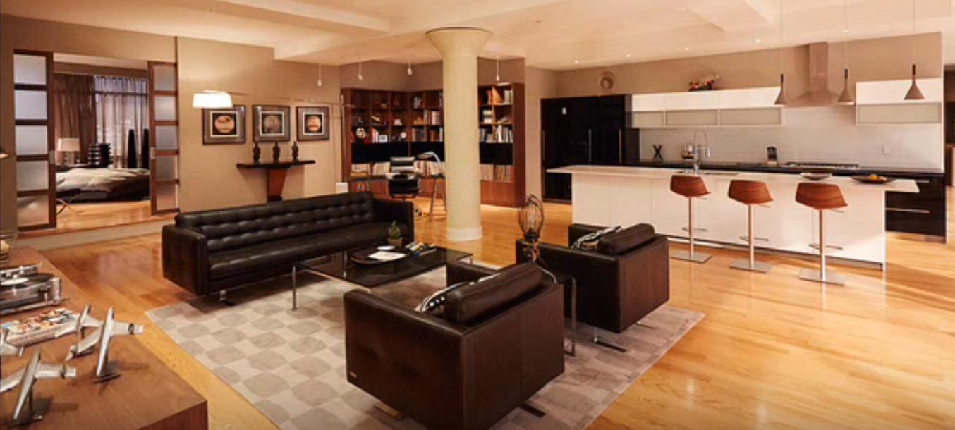 suits-harvey-specter-apartment