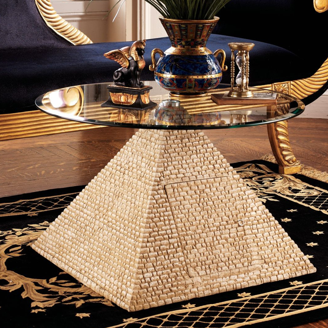design-toscano-great-egyptian-pyramid-coffee-table