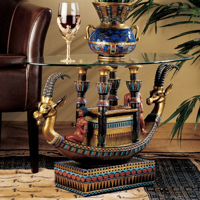 design-toscano-egyptian-barge-to-the-beyond-coffee-table