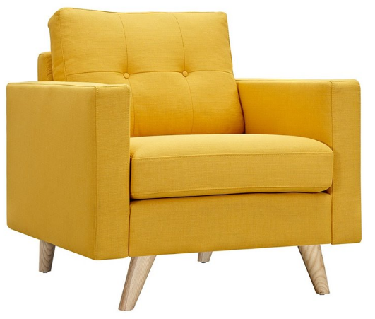 nyekoncept-uma-armchair-in-papaya-yellow