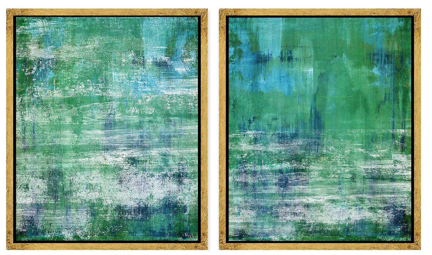 abstract-greens-and-blues