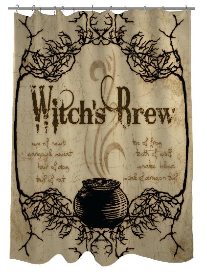 one-bella-casa-witchs-brew-shower-curtain