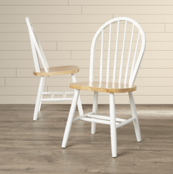 August Grove Windsor Side Chair