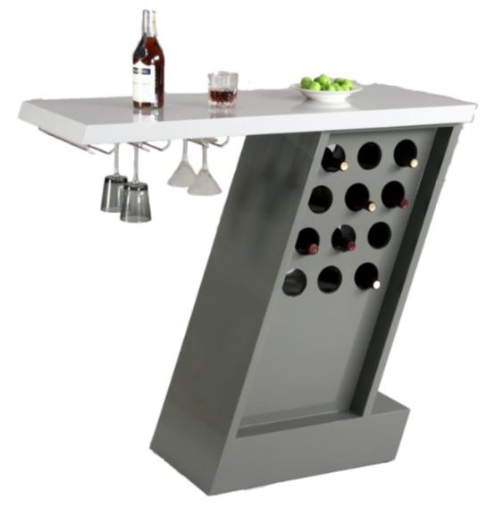 Chintaly Greenwich Bar with Wine Storage