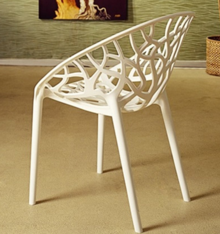 Mercury Row Metrocles Stacking Dining Side Chair