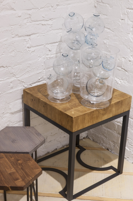 MOD Brickmaker Side Table