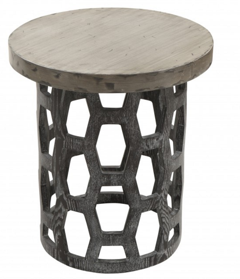 Industrial Centennial Side Table