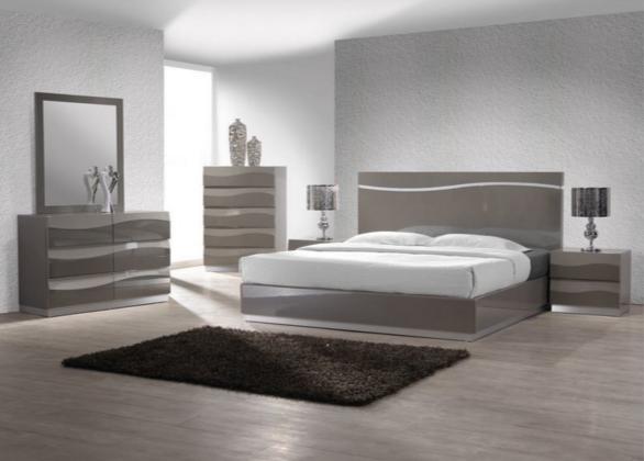 Chintaly Delhi Panel Customizable Bedroom Set