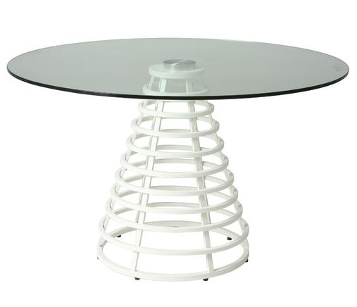 Pastel Furniture Fuego Maya Dining Table