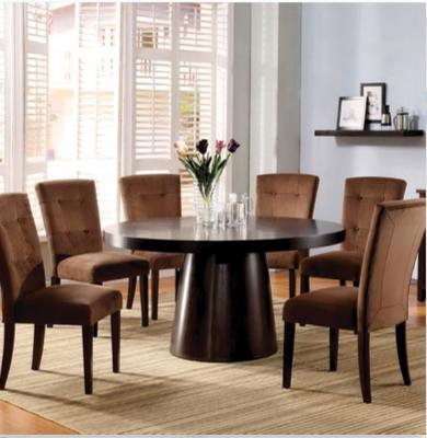Hokku Designs Contemporary Round Dining Table