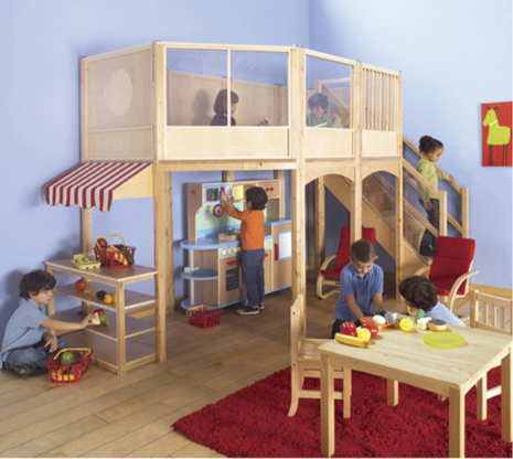Guidecratf Playhouse for Kids