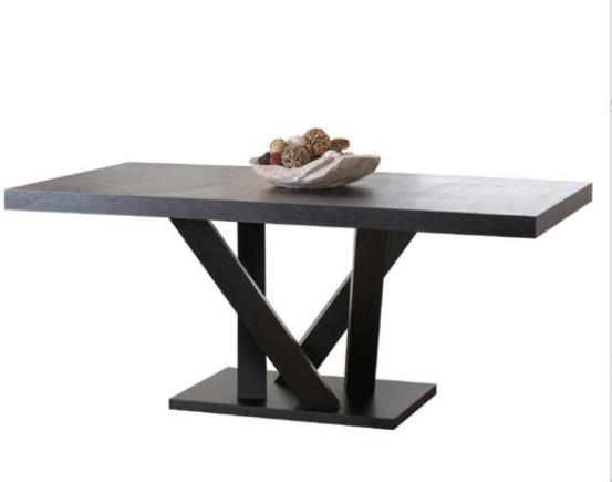 Studio celestia Dining Table Dark Brown