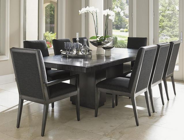 Lexington Dining Set - Gray