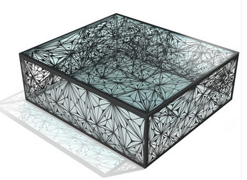 Creative Coffee Table Nebula By Aktura