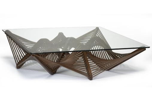 Creative Geo Coffee Table By Oggetti