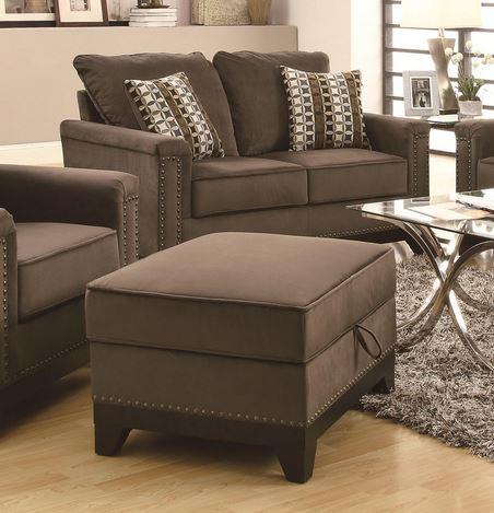 Coaster Furniture Storage Ottoman