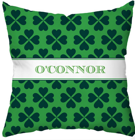 Pillow For St. Patricks Day