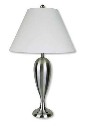 Wallmart Metal Table Lamp