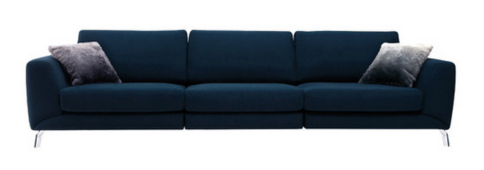 Modern Three Seater Sofa