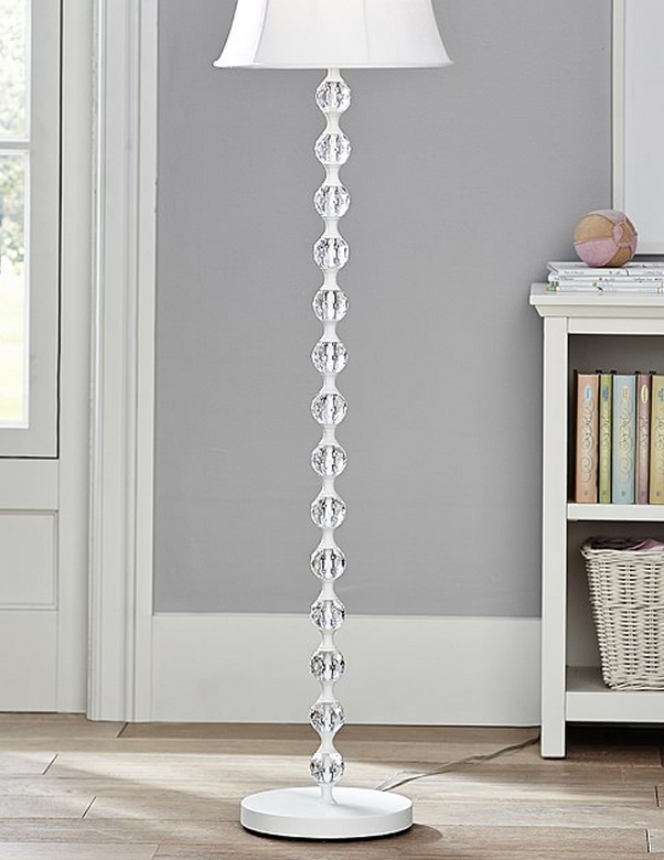 Crystal Floor Lamp For Kids Room