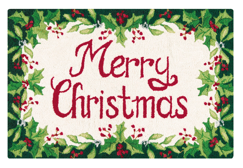 c-f-enterprises-merry-christmas-green-and-red-hooked-area-rug