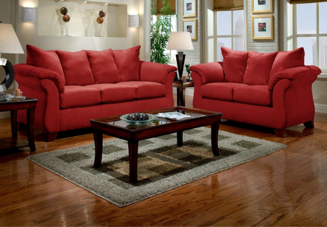 sensations-microfiber-pillow-back-sofa-and-loveseat-set