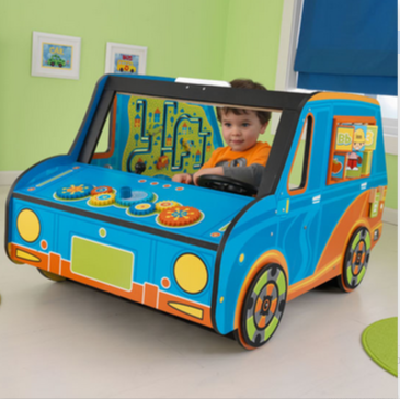 Truck Playhouse for a little boy