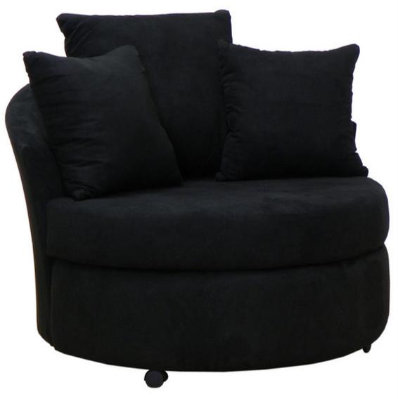 Dark Blue Side Chair