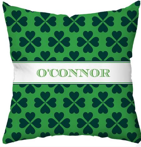 Pillow For St. Patricks Day